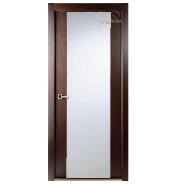 """Межкомнатная дверь Belwooddoors Модель """"102"""" (венге)"""