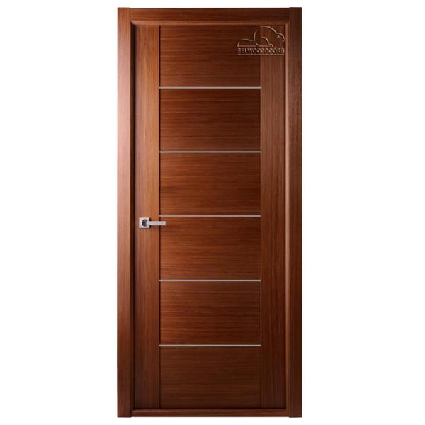 """Межкомнатная дверь Belwooddoors Модель """"701"""" (орех)"""