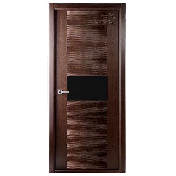 "Межкомнатная дверь Belwooddoors ПГ ""Авангард люкс"" (венге)"