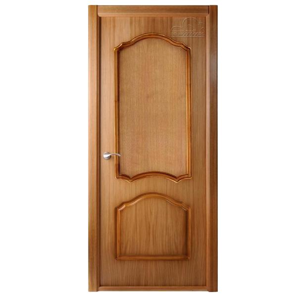"Межкомнатная дверь Belwooddoors ПГ ""Каролина"" (дуб)"