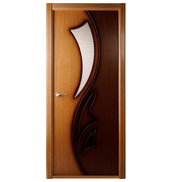 "Межкомнатная дверь Belwooddoors ПО ""Лилия"" (дуб)"