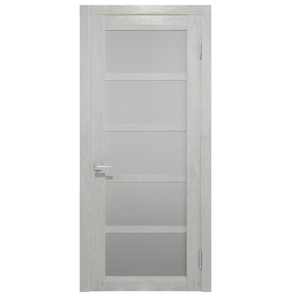 """Межкомнатная дверь Ваш Стиль ПО """"Дукат"""" (белая)"""