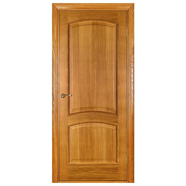 """Межкомнатная дверь Ваш Стиль ПГ """"Капри"""" (светлый орех)"""