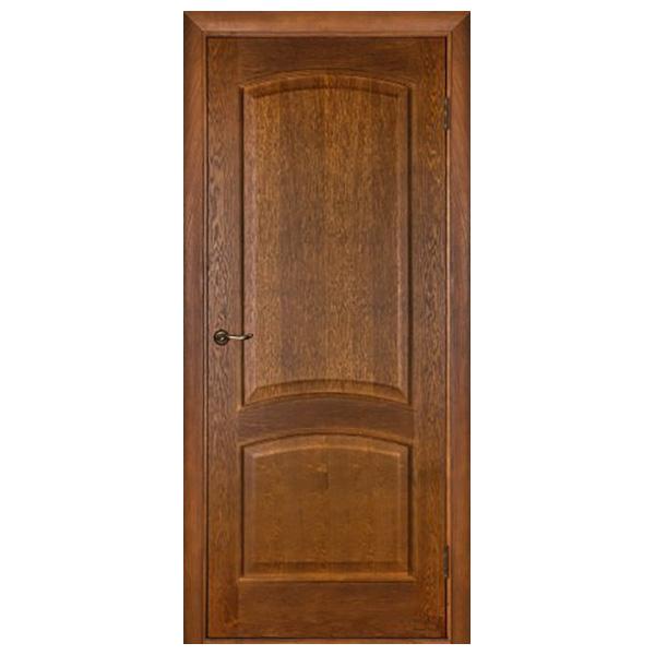 """Межкомнатная дверь Ваш Стиль ПГ """"Капри"""" (темный орех)"""