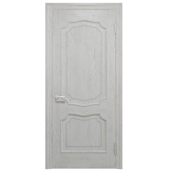 Межкомнатная дверь Ваш Стиль Луидор ПГ (белая)