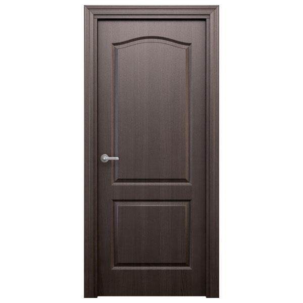 """Межкомнатная дверь Бекар ПГ """"Палитра"""" (венге)"""