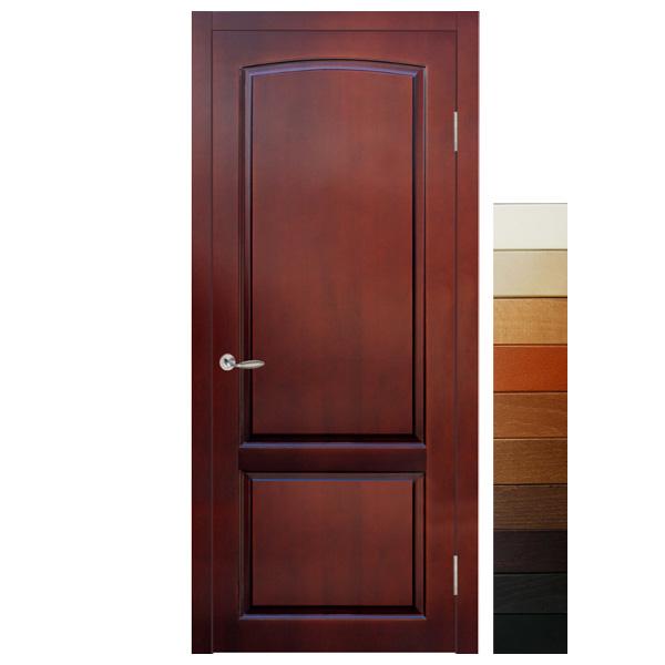 """Межкомнатная дверь Чернигов ПГ """"Муссон"""" (массив сосны)"""