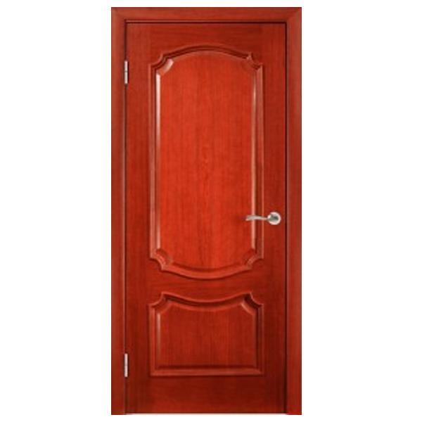 """Межкомнатная дверь Green Plant ПГ """"Престиж"""" (красное дерево)"""