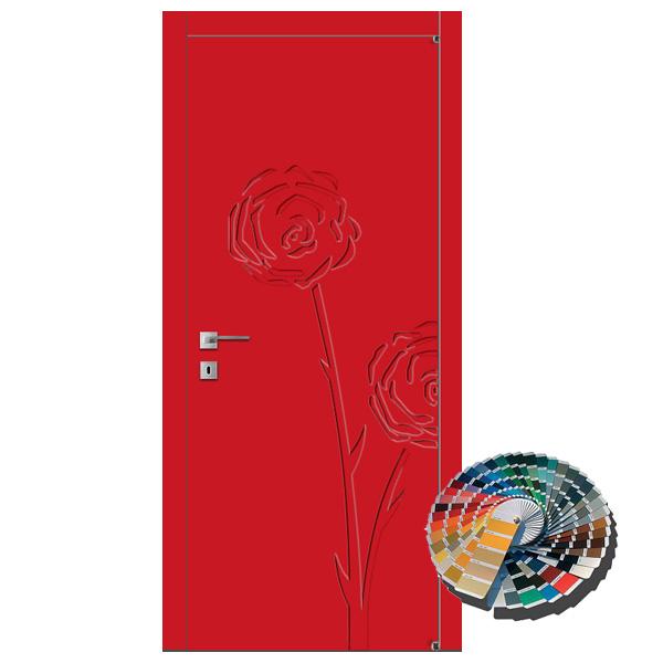 Межкомнатная дверь Ваши Двери FL-1 (любой по RAL)