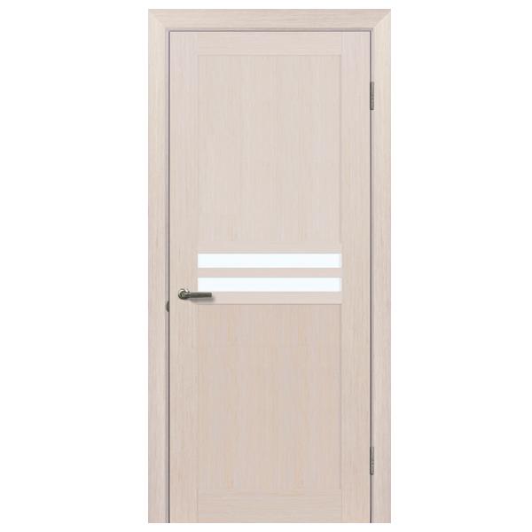 """Межкомнатная дверь Халес укр. """"Модель L-13"""" (сандаловое дерево)"""