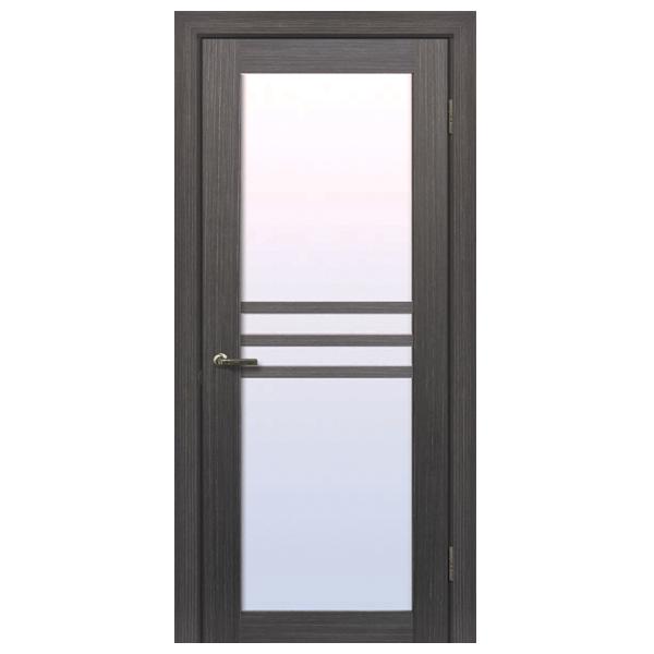 """Межкомнатная дверь Халес укр. """"Модель L-14"""" (венге азуро)"""