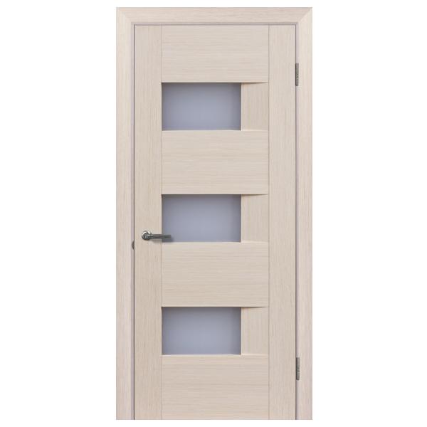 """Межкомнатная дверь Халес укр. """"Модель L-19.S"""" (сандаловое дерево)"""
