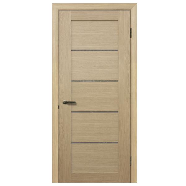 Межкомнатная дверь Ваши Двери L-3.M (дуб)