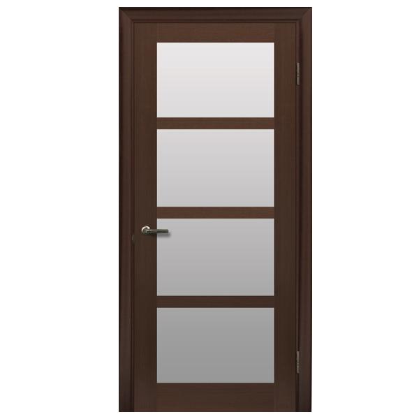 Межкомнатная дверь Ваши Двери L-4 (венге)