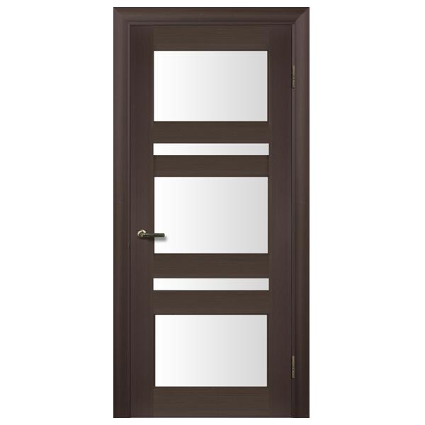 Межкомнатная дверь Ваши Двери L-8 (венге)