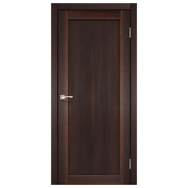 Межкомнатная дверь Корфад PD-03 (орех)