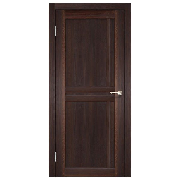 Межкомнатная дверь Корфад SC-01 (орех)