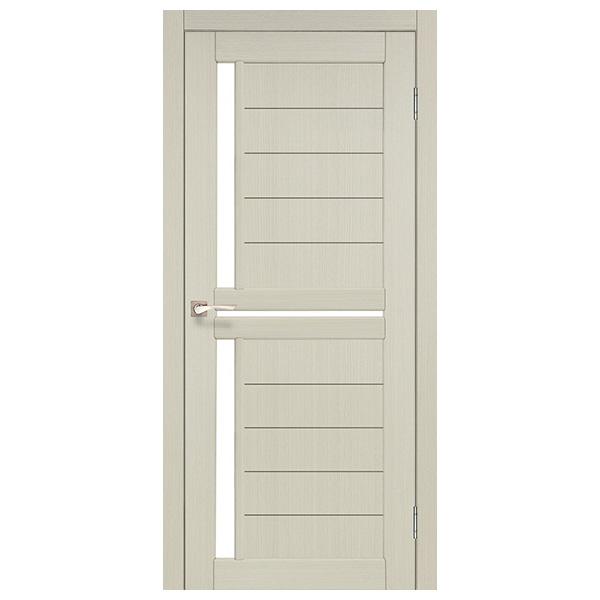 Межкомнатная дверь Корфад SC-04 (выбеленный дуб)