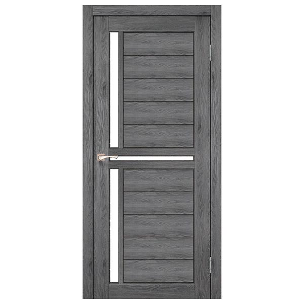 Межкомнатная дверь Корфад SC-04 (дуб марсала)