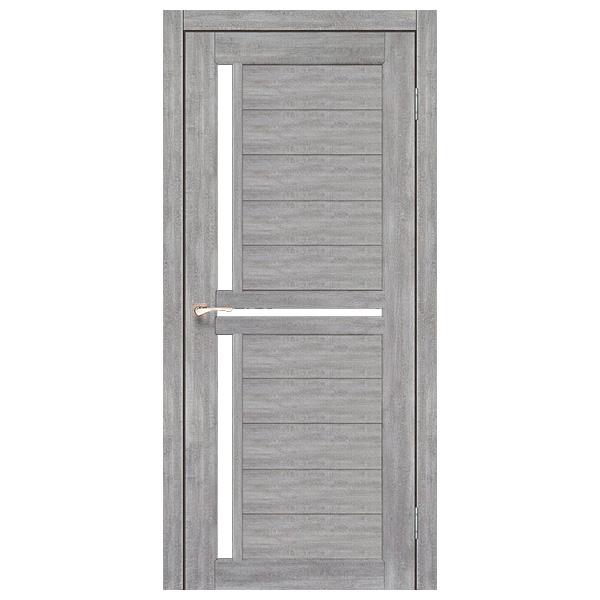 Межкомнатная дверь Корфад SC-04 (эш-вайт)
