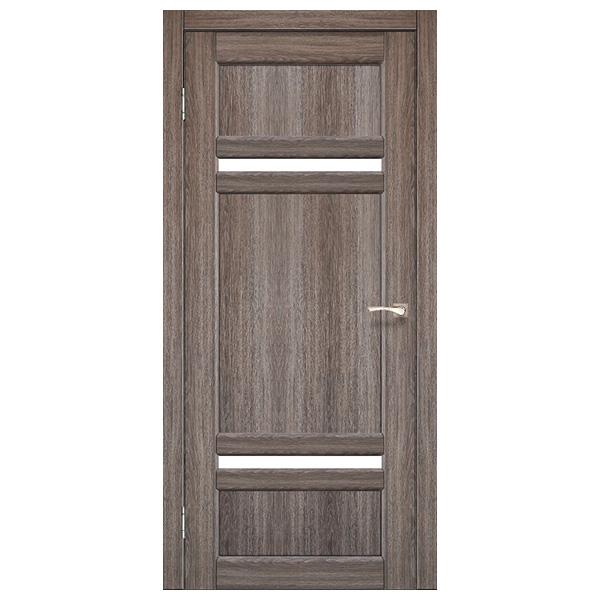 Межкомнатная дверь Корфад TV-03 (дуб грей)