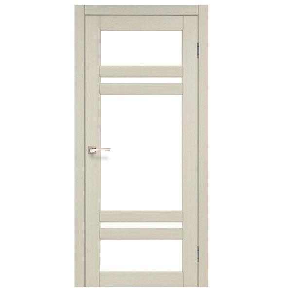 Межкомнатная дверь Корфад TV-06 (выбеленный дуб)