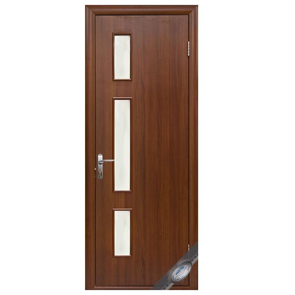 Межкомнатная дверь Новый Стиль Герда (орех 3D)