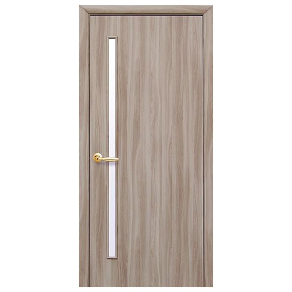 Межкомнатная дверь Новый Стиль Глория (сандал)