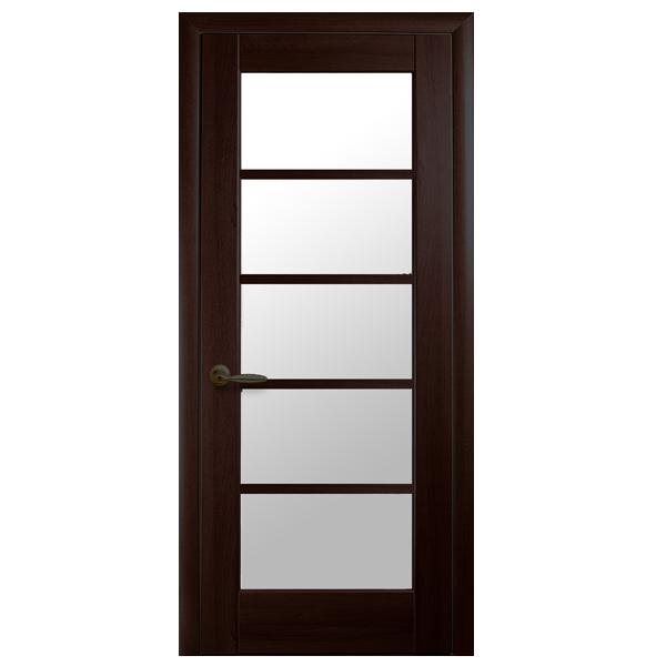 Межкомнатная дверь Муза (венге)