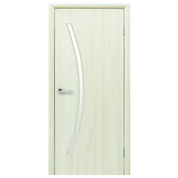 Межкомнатная дверь Новый Стиль Дива (дуб жемчужный)