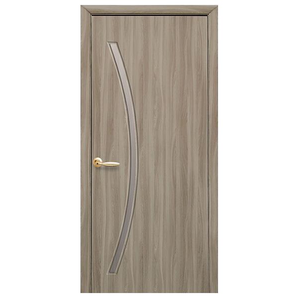 Межкомнатная дверь Новый Стиль Дива (сандал)