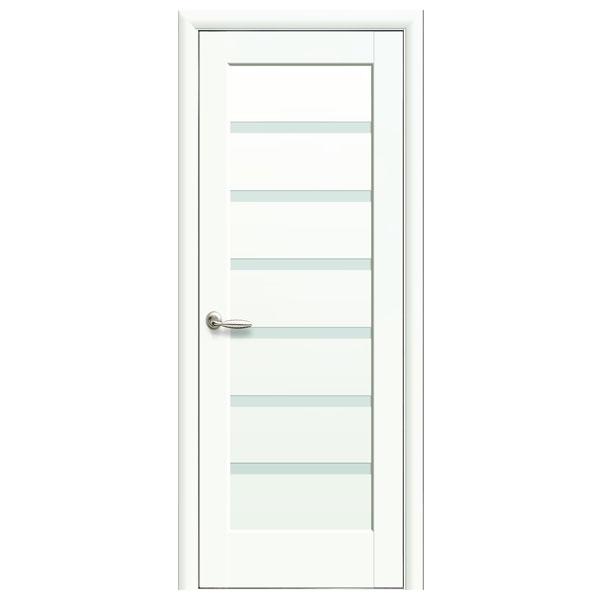 """Межкомнатная дверь Новый Стиль ПО """"Линнея"""" (белый)"""