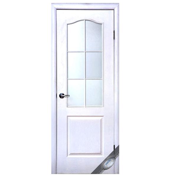 """Межкомнатная дверь Новый Стиль ПО """"Симпли В"""" (грунтованная)"""