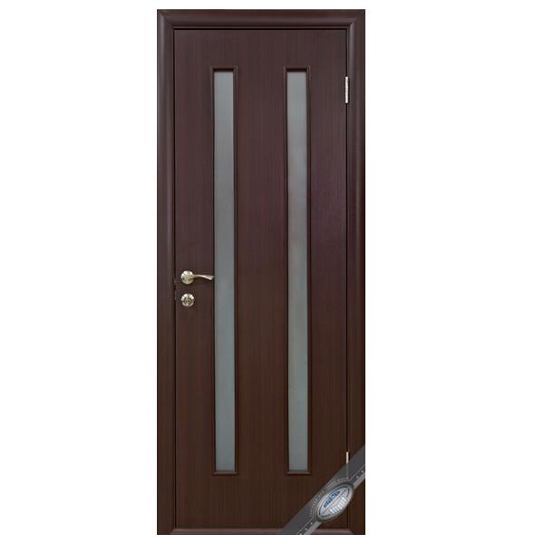 Межкомнатная дверь Новый Стиль Вера (венге Dewild)