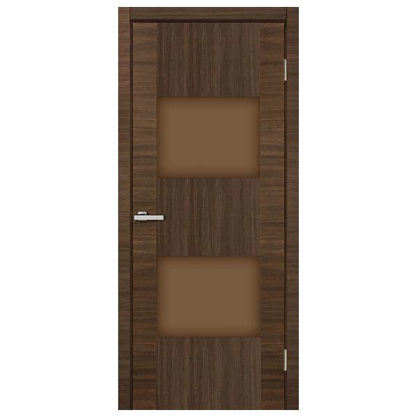 """Межкомнатная дверь Омис Cortex """"Deco 03"""" (дуб amber line)"""