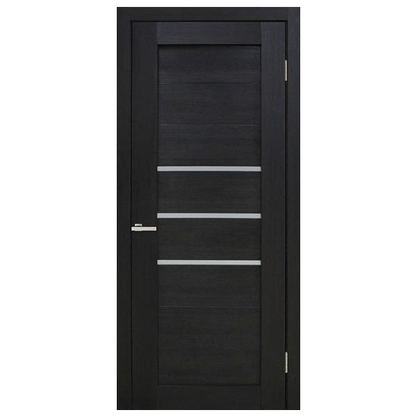 Межкомнатная дверь Омис Cortex Deco 06 (дуб wenge)