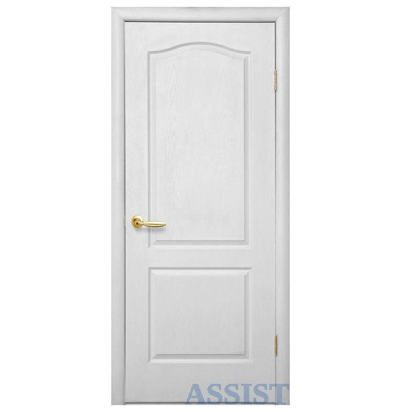 """Межкомнатная дверь Омис ПГ """"Классика"""" (белая)"""