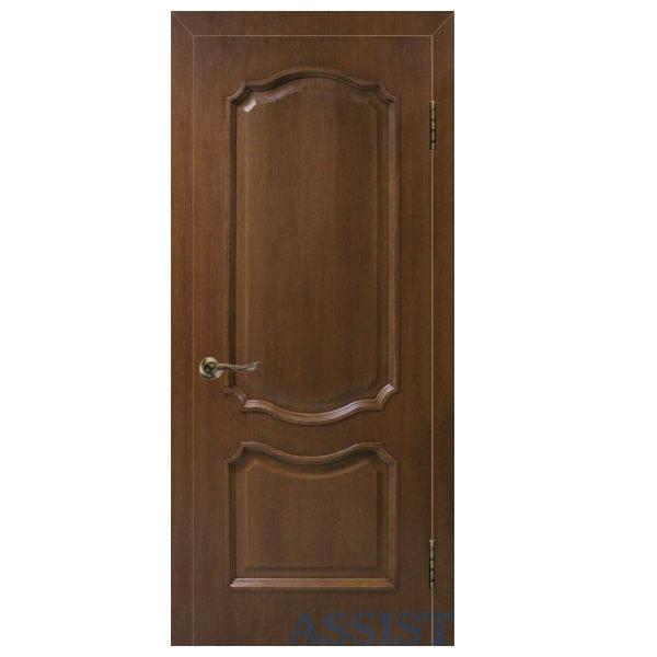 """Межкомнатная дверь Омис ПГ """"Кармен"""" (орех)"""
