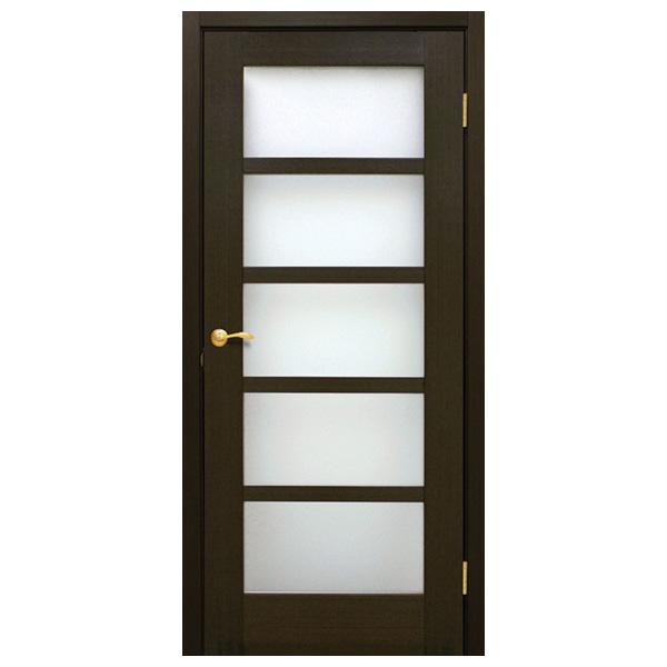 Межкомнатная дверь Омис Вена ПО (венге)