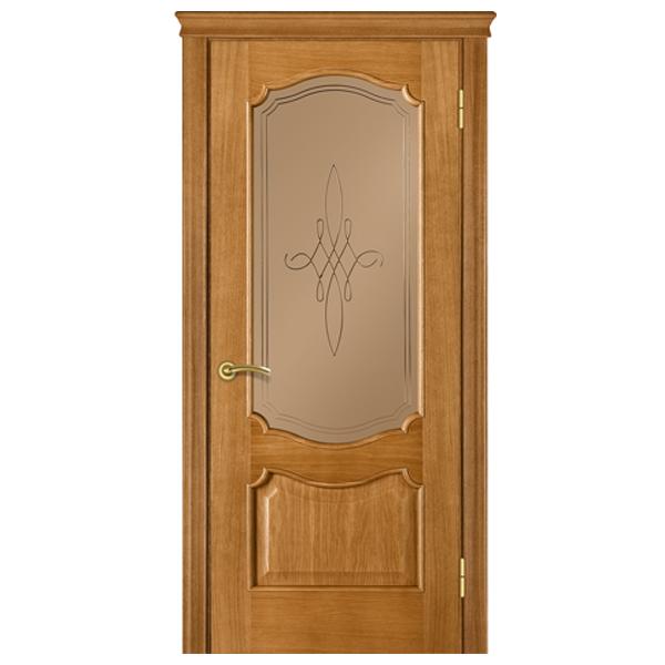"""Межкомнатная дверь Терминус ПО """"Caro модель 41"""" (даймон)"""