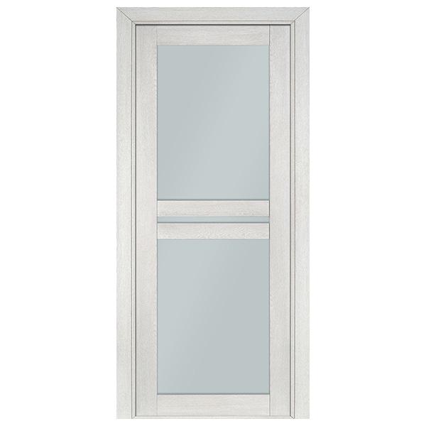 Межкомнатная дверь Терминус Модель 104 ПО (пломбир)