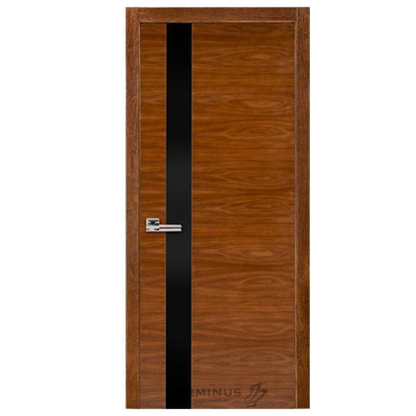 """Межкомнатная дверь Терминус """"Urban модель 21"""" (орех американский)"""
