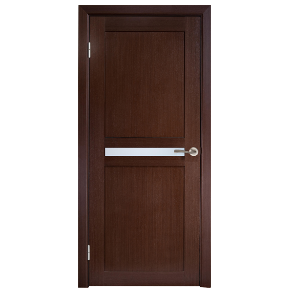Межкомнатная дверь Винница Берлин-Сити ПГ (венге)