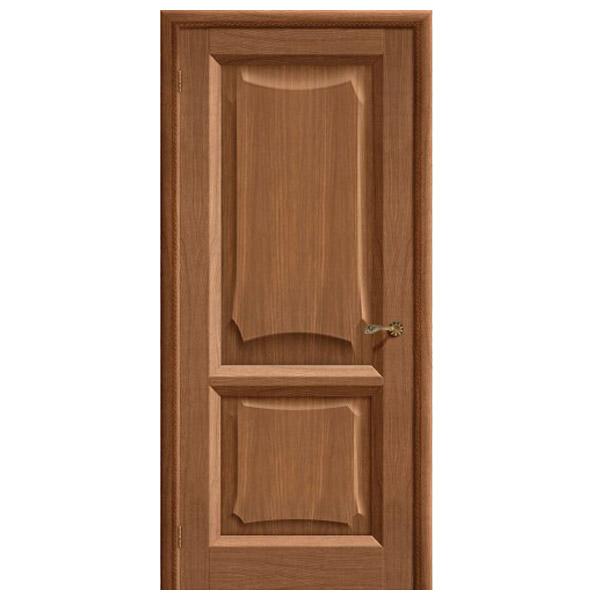 Межкомнатная дверь Ника (мокко)