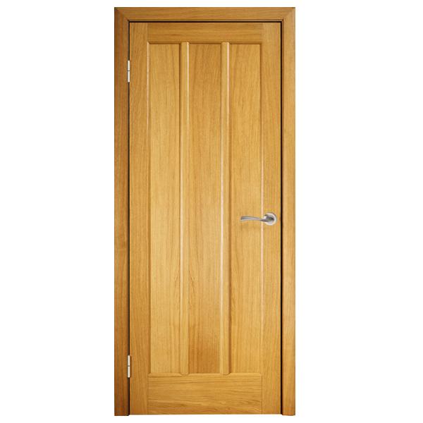 Межкомнатная дверь Винница Трояна ПГ (дуб)