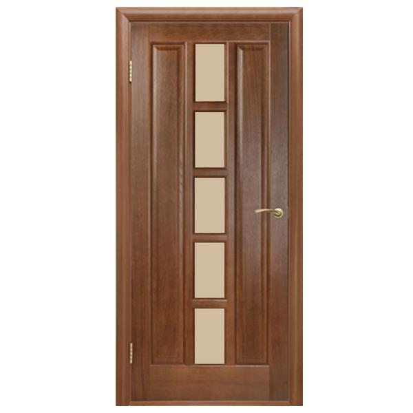 Межкомнатная дверь Винница Турин ПО (мокко)
