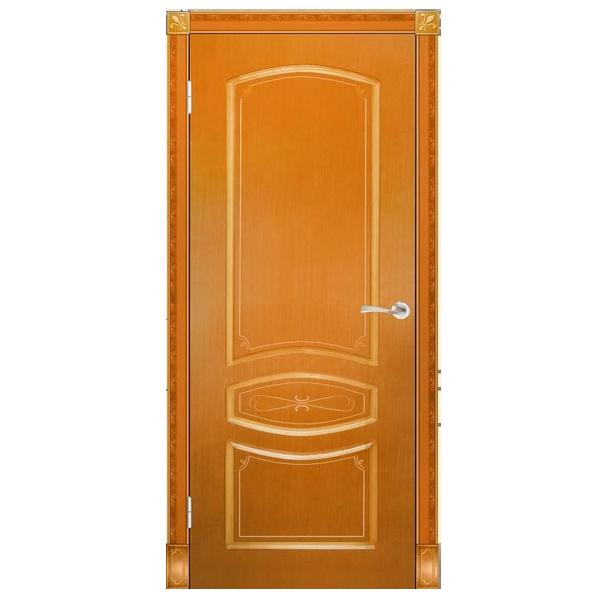 Межкомнатная дверь Винница Венеция ПГ (орех)