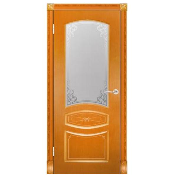Межкомнатная дверь Винница Венеция ПО (орех)