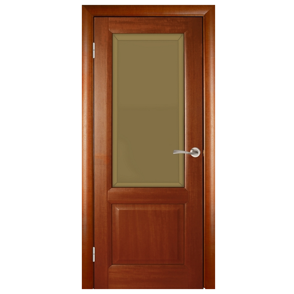 Межкомнатная дверь Woodok Парламент ПО (маккоре)