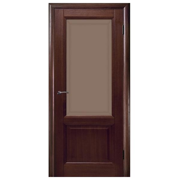 Межкомнатная дверь Woodok Парламент ПО (венге)